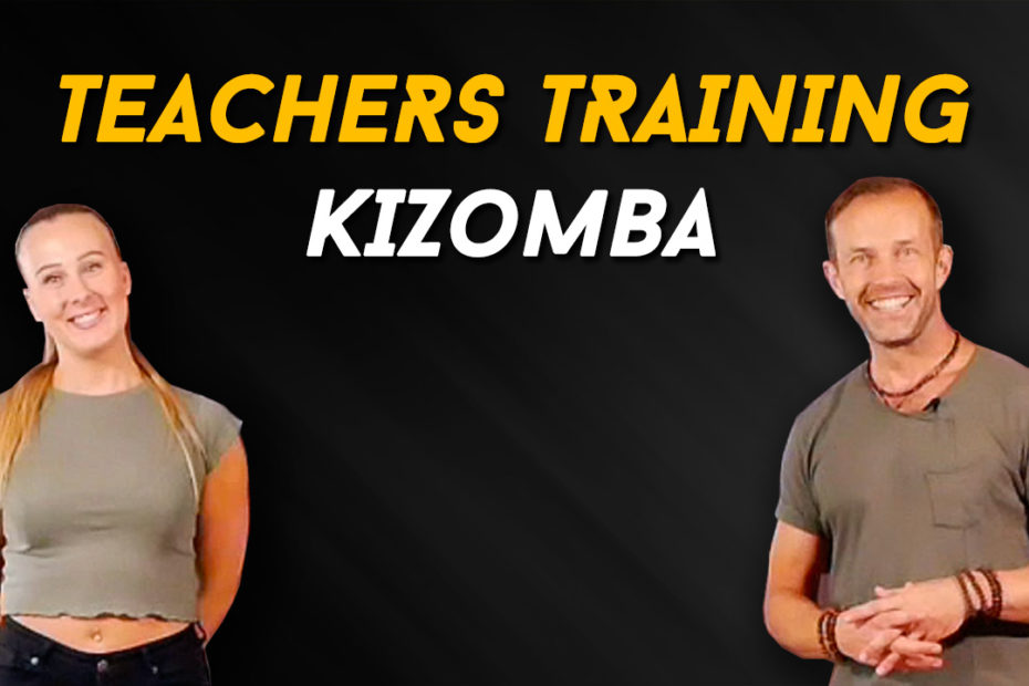 Kizomba Teacher Training with Certificate