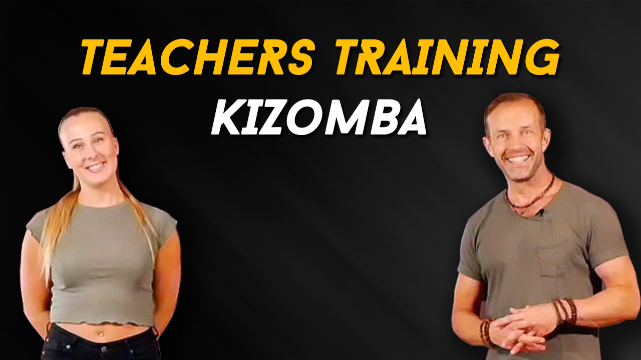 Kizomba teacher Training – with certificate